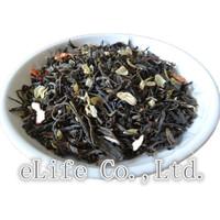 2014 new jasmine green tea flower flavor jasmine flower tea green top grade fragrant jasmine green tea bags wholesale