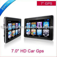 "In Original Box Free Shipping 7.0"" Car GPS Navigation FM Transimitter Window CE System MTK Resolution"