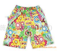 free Shipping fashion boardshorts dry quick beach shorts couples swimwear lovers beachwear 13