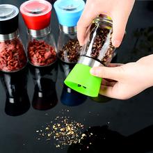 manual pepper grinder kitchen supplies seasoning bottle(China (Mainland))