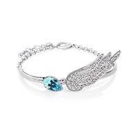 Accessories wings crystal accessories bracelet