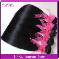 Big Sale Price  Brazilian Virgin Straight Hair Cheap Human Hair Extension 10pcs Queen Love Hair Weaves 60g/pc Free Shipping