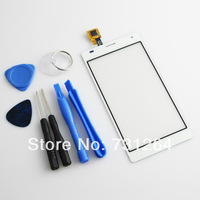 For LG Optimus 4X HD P880 Touch Screen Digitizer  Replacement Part  White With Tools