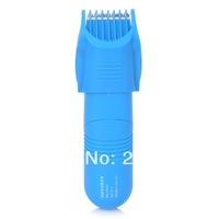 RUNWE RS9100 Electric Hair Clipper for Baby - White + Blue (2 x AA)