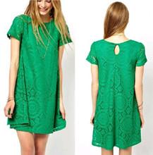 cheap dress lacing