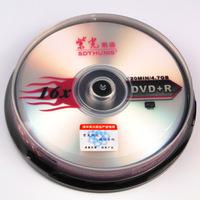 Tsinghua unisplendour dvd r discs blank cd 16x cd rom 4.7g  2014 free shipping