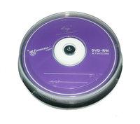 Dvd-rw rw discs 4.7gb 4x rewritable dvd cd blank cd 10  2014 free shipping