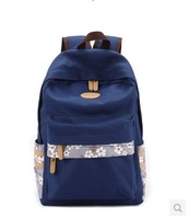 Middle school students school bag backpack