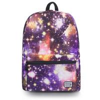Female male backpack travel backpack preppy style lovers version laptop bag