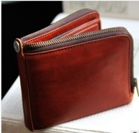 free Tough wholesale brand hot hotwind undertakes leather tide restoring ancient ways male personality fashion leather purse
