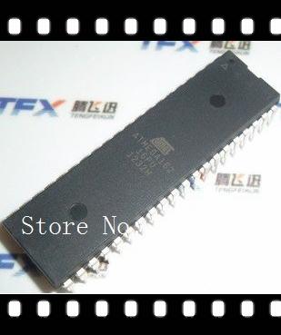 New original 2 PCS ATMEGA162-16PU DIP-40 ATMEGA162 MEGA162 8-bit Microcontroller with 16K Bytes In-System Programmable Flash(China (Mainland))