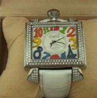 Women's big dial watch fashion square table trend watches gaga fashion watch diamond female watch 329 g1