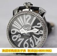 Small wooden box gaga the trend of fashion watches luxury popular diamond ladies watch watchband 7g123