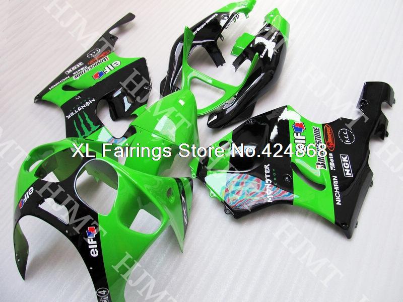 Zx 7r 00 01 Fairing for Kawasaki Zx7r 98 99 Fairings for Kawasaki Zx7r 2000 96 - 03 XL Fairings(China (Mainland))