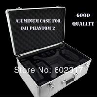 DJI Phantom 2 Vision Professional Aluminum EVA Hard Case With Key Lock EVA For AR Drone Quadcopter FPV Free Shipping