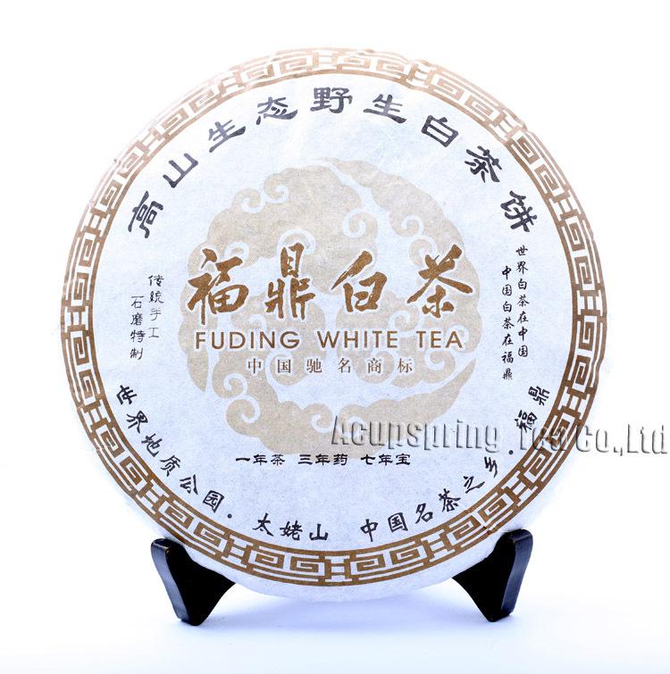 Promotion! 357g Anti-age White Tea, 2013 Fuding White Peony,Organic Baimudan,Famous Chinese tea, reduce sugar blood Food, CBJ01(China (Mainland))