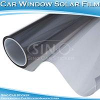 Hot!!! Solar Film/ Car Window Film/ Tint Film Roll For Car Window Stickers 1.52x12m