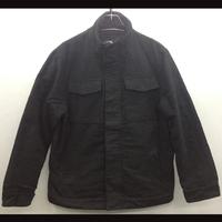 Men wadded jacket berber fleece liner business casual outerwear 100% cotton easy