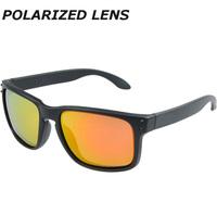 2014 New Polarized Sunglasses Holbrook Sports goggles Polaroid Riding Cycling travelling sun glasses Men Women 9102