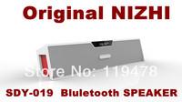 HIFI Bluetooth Speaker Sardine 100% Original Nizhi SDY-019 FM Radio wireless USb Amplifier Stereo Sound Box SDY019 10pcs