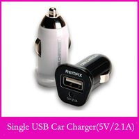 100% Original Remax 2.1A  usb car charger for SAMSUNG iphone ipad Mini universal car charger