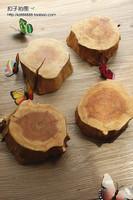 Natural personalized blockwood beautiful Large blockwood photography props