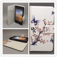 New Ultra thin Flower Flag vintage Flip cover For Motorola Razr HD XT925 XT926  Cellphone Case Freeshipping