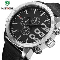 2014 New WEIDE original JAPAN quartz analog man watches 30 meters waterproof business style watch for men wh3310 unique design