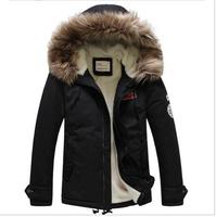 Winter jacket men, fashion mens jackets and coats, winter jackets for men cotton outdoors sport parka men free shipping