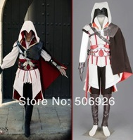 Cosplay Assassin's Creed clothing set (not including shoe & arm sword)
