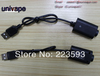 2014 new and hot univape Free shipping EGO VV USB Passthrough EGO charger usb to ce4 3.2-4.8v passthrough