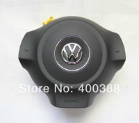 Free Shipping High quality steering wheel airbag cover steering wheel cover For Volkswagen Jetta/Golf 6/POLO