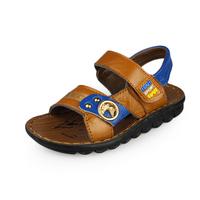 2014 boys sandals shoes leather children beach shoes kids Children Shoes summer sandals boy Children Sneaker  shoes