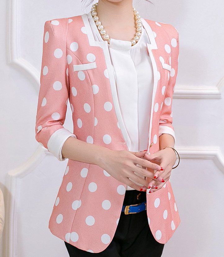 light pink blazer for women | Gommap Blog