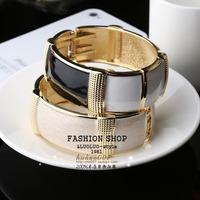 Lo yin Exquisite 2013 magic painting oil bracelet fashion hand ring bracelet fashion bracelet wide bracelet