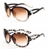 Free Shipping Fashion Big Box Women Lady Cheap Sunglasses