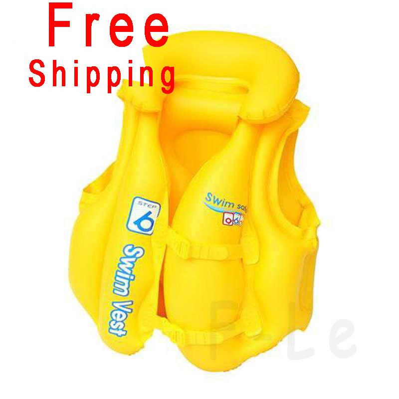 child inflatable lifejacket life vests life saving vest baby swimwear for 2~5 year's old children vest life jacket ASD123(China (Mainland))