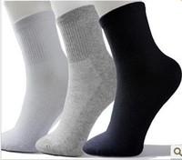 facetory price Mesh  basketball sports socks football  solid color socks male cotton polyester socks  man socks