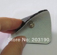 Fresshipping 20 PCS  5*5cm TENS EMS Electrode Pads For digital therapy machine pads & slimming machine massager Pads