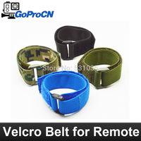 Go Pro Nylon WiFi Remote Hand Wrist / Belt / Band / Velcro Strap Mount for Hero 2 Hero3 HD Camera Black Gopro Accessories
