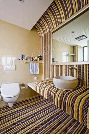 Acquista all 39 ingrosso online moderno design mosaico da - Bisazza mosaico bagno ...