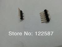 "CONN HEADER 6POS .100"" (2.54MM) SNGL SMD"