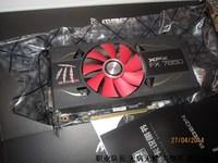 Xfx hd7850 1g graphics card gtx450 gtx460 hd7750 hd7770 r7-260x