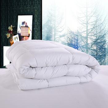 Высокое качество гусиный пух одеяло Doona утешитель обычные великобритания одного ...
