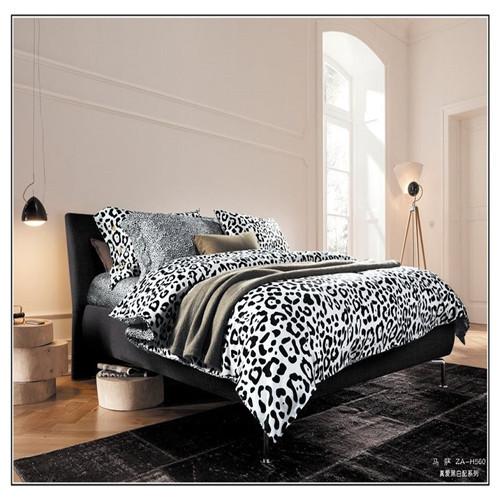 Hoge kwaliteit luipaard print dekbed set aanbieding winkelen voor hoge kwaliteit aanbiedingen - Lakens en sprei ...