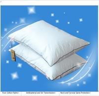 Pillow 100% cotton pillow zero pressure memory pillow neck care pilow textile bedding throw pillows high quality Free Shipping /