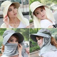 Jungle hat quick dry cap quick-drying fishing cap sun hat fishing outdoor cap professional anti-uv
