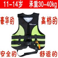 Luxury manner life vest clothing floating coat vest