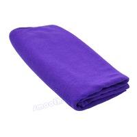 alex  1PC Purple Durable Microfiber Fast DryingTravel Gym Camping Sport Bath Towel