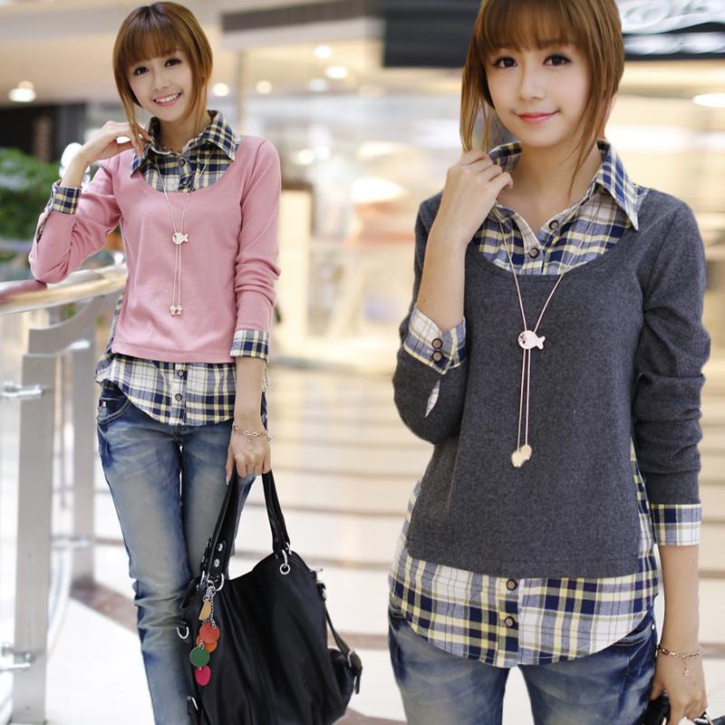 Модная Корейская Одежда